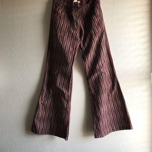 Roxy flared pants